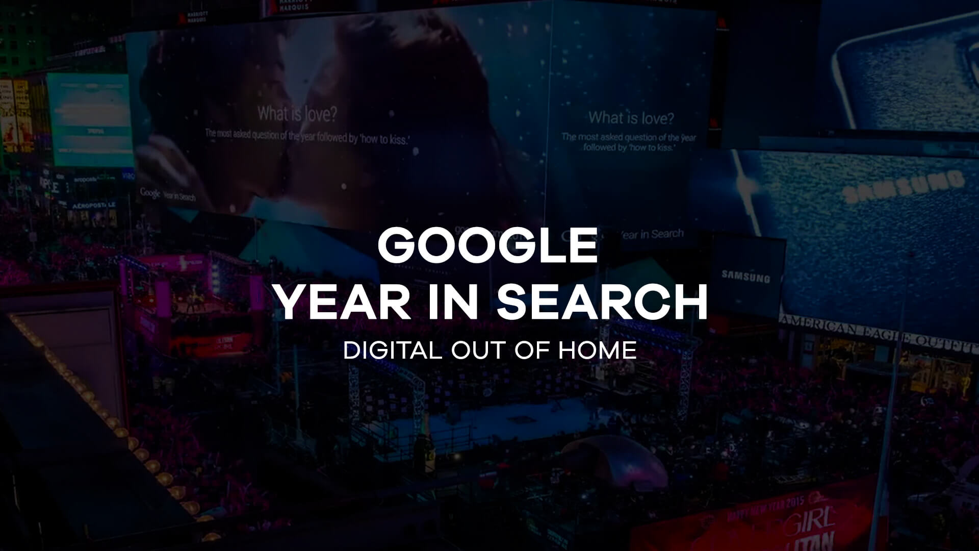 Google</br>Year In Search
