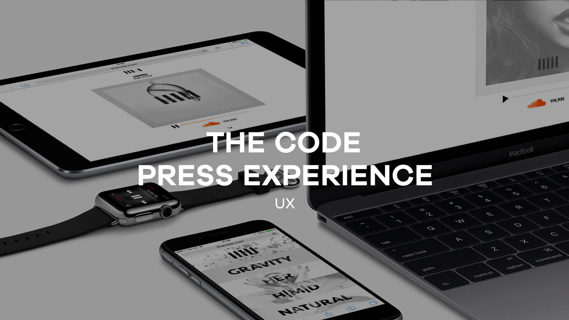 The Code</br>Press Experience