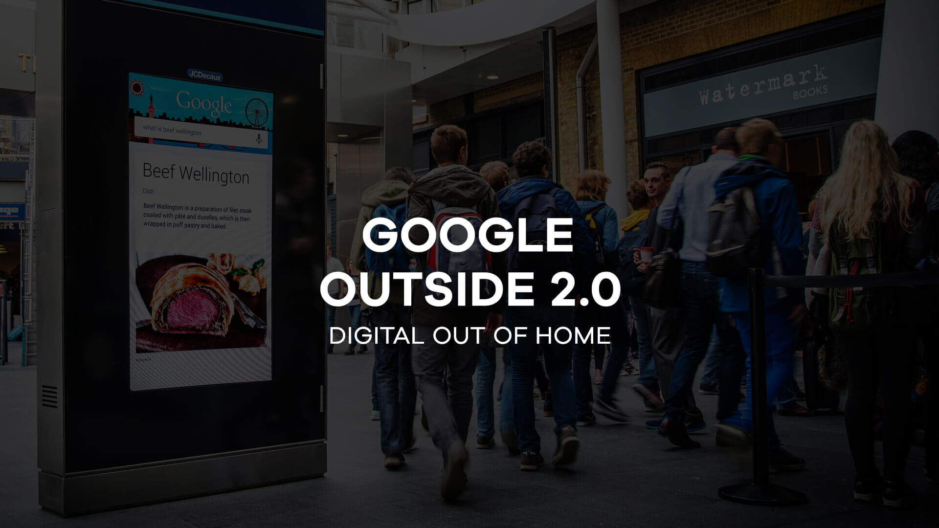 Google</br>Outside 2.0