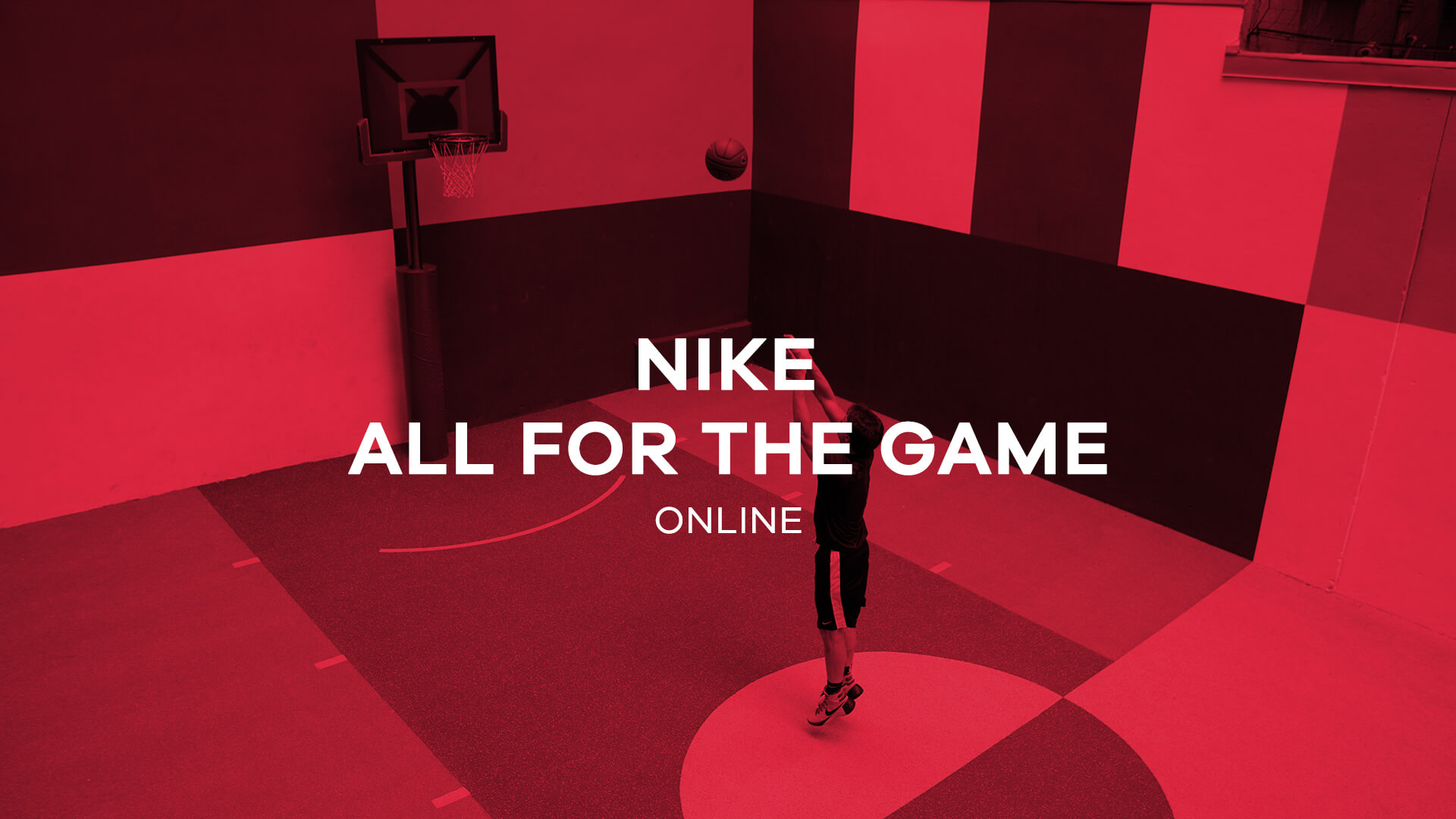 Nike<br/>All For The Game