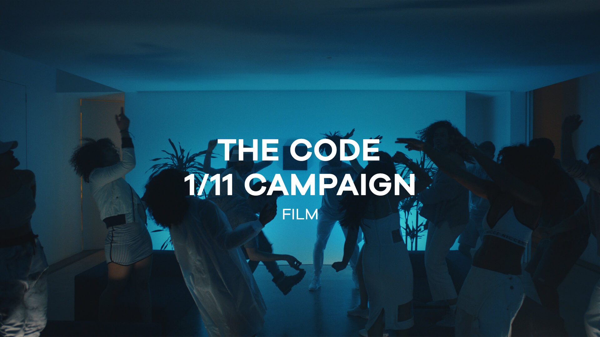 The Code<BR />1/11 Campaign