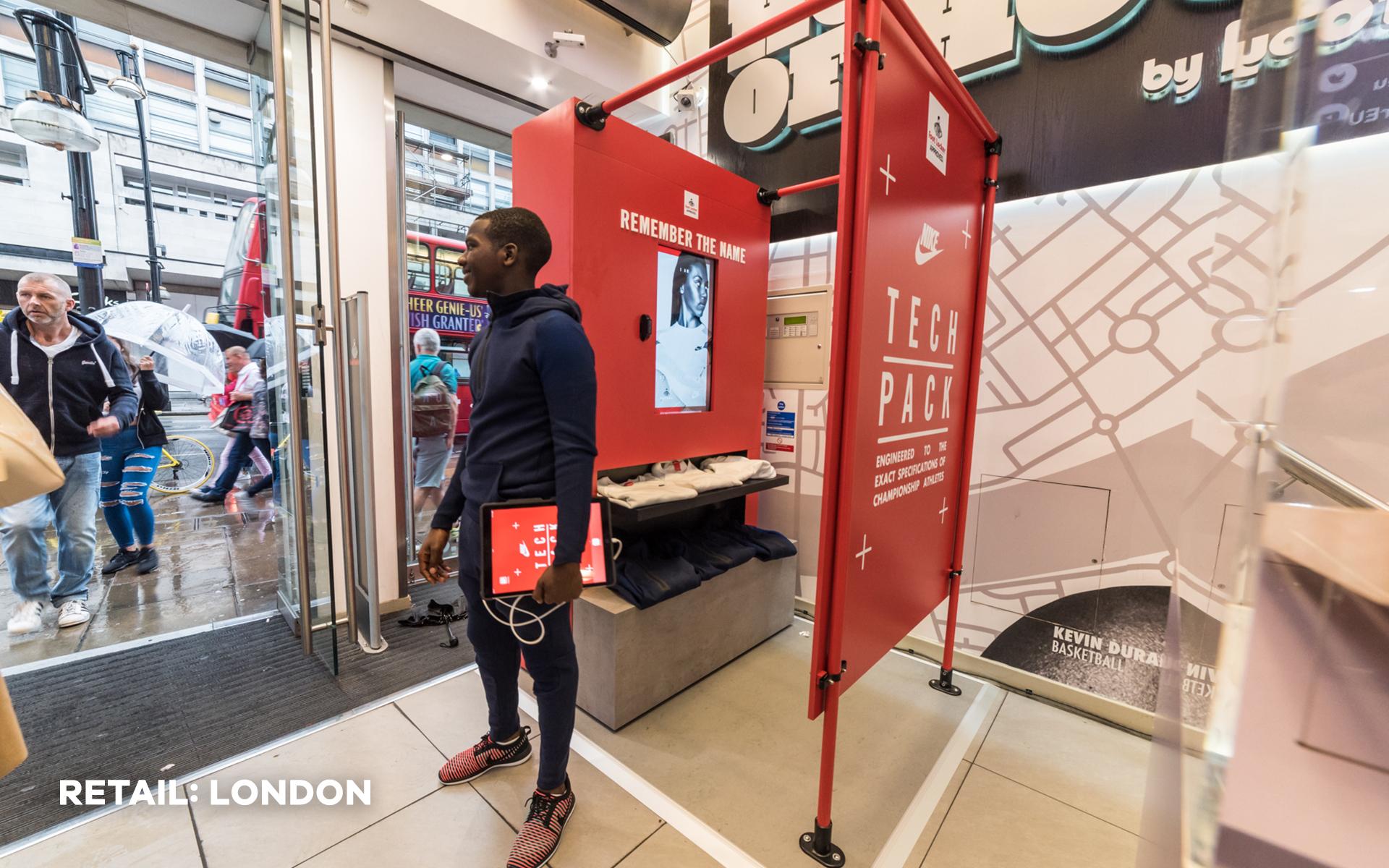 Abdou & Akwasi › Nike – Remember The Name